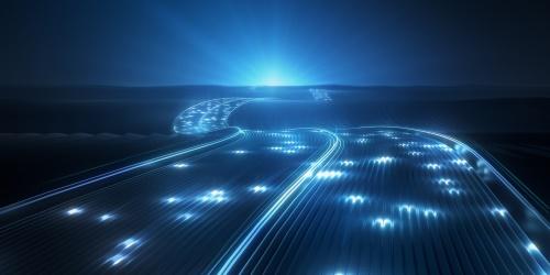 Digitalisierung_Datenstrom