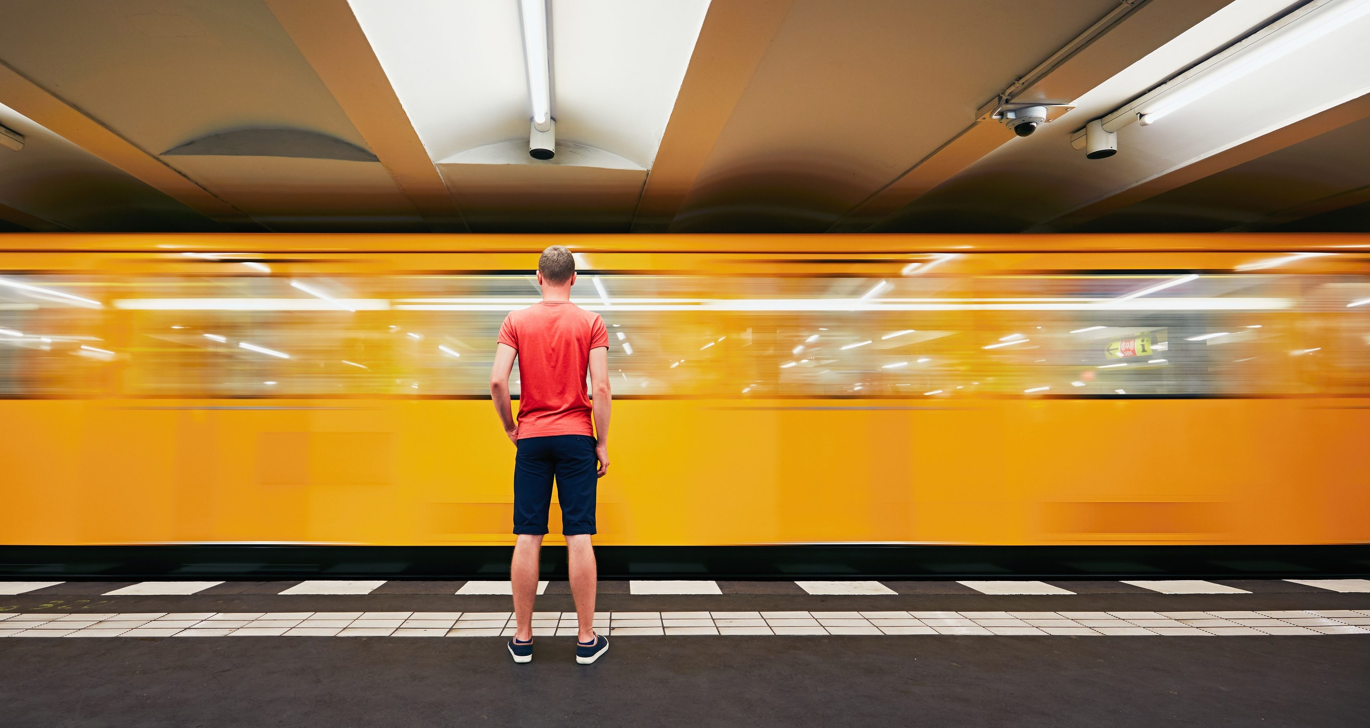 Digitalisierung des öffentlichen Verkehrs