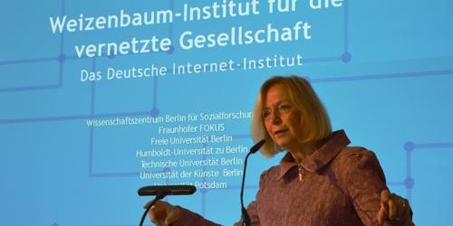 Das Weizenbaum-Institut für die vernetzte Gesellschaft