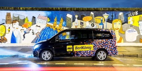Das kommt wie gerufen:  On-Demand Ridesharing in Berlin