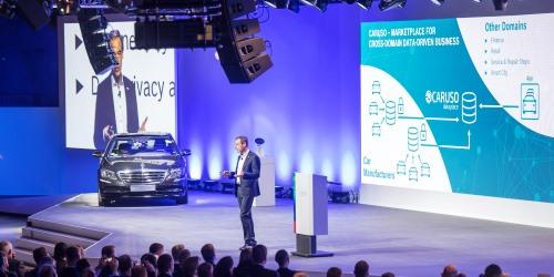 Bosch ConnectedWorld 2018: Experten. Vernetzt in Berlin.