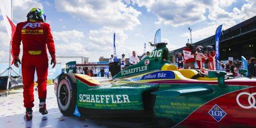 Berlin E-Prix: Formel E-Rennen in der Hauptstadt
