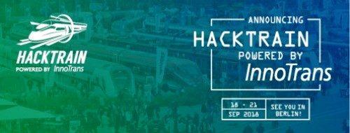 HackTrain Hackathon powered by InnoTrans