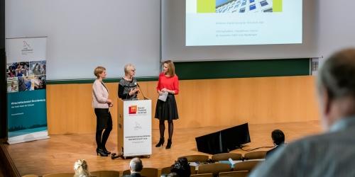 """Konferenz """"Digitalisierung der Wirtschaft""""in Potsdam"""