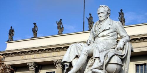 Neues Forschungsinstitut für Urheberrecht an der HU Berlin