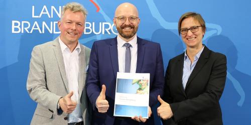 Brandenburgs Digitalstrategie steht