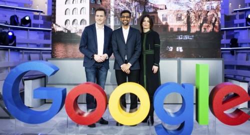 #TachGoogle: Google eröffnet neue Hauptstadtrepräsentanz