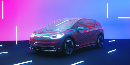 Volkswagen startet Pre-Booking für neues Elektroauto ID.