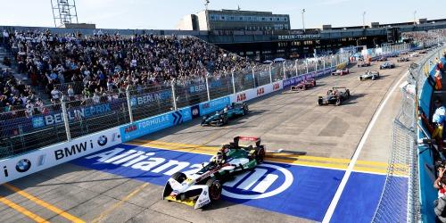 BMW i Berlin E-Prix: Formel E-Rennen in der Hauptstadt
