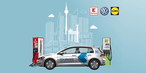 Offizieller Roll-out für VWs elektrisches Carsharing
