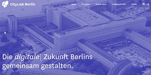 Ein Experimentierlabor für die digitale Stadt
