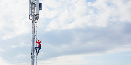 Adlershof funkt jetzt im 5G-Netz