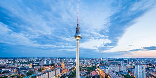 Berlin überholt London als Top-Standort für Startups