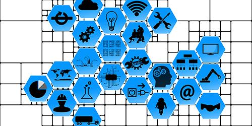 Digitalwirtschaft und Industrie gehen Hand in Hand