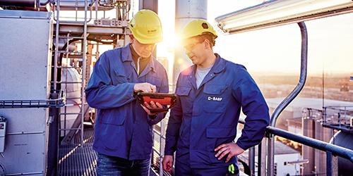 BASF baut neue Batteriefabrik in Schwarzheide