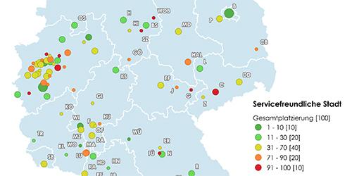 Berlins digitale Verwaltung siegt im Städteranking