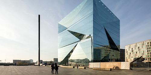 Smartes Gebäude: cube berlin eröffnet