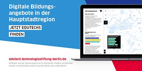 EduTechMap Berlin gelauncht