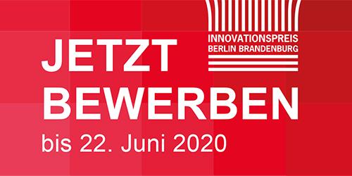 Startschuss für den Innovationspreis 2020