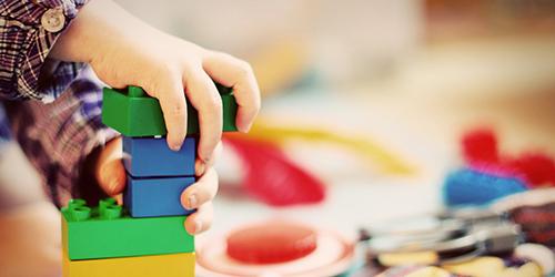 Unterstützung bei der Kinderbetreuung