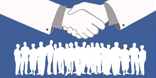 Existenzen sichern  mit Personalpartnerschaften