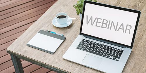Erfolgreich durch die Krise: Webinare für Führungskräfte