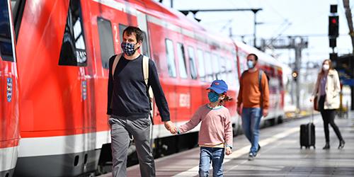Bahn will Passagierströme intelligent lenken