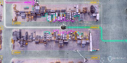 Mit dem Digitalen Zwilling stets Produktion und Logistik im Blick