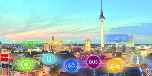 Berlin: Forschungsprojekt zur Erfassung von Mobilitätsdaten