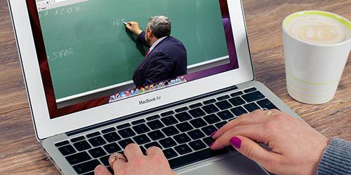 Unterstützung für das digitale Lernen an Universitäten
