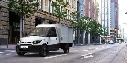 Berlin fördert elektrisch betriebene Nutzfahrzeuge