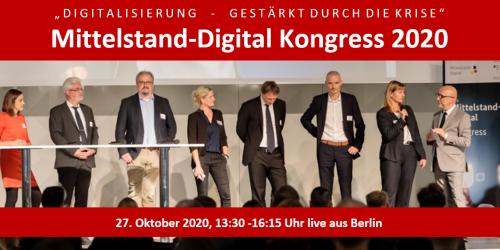 Mittelstand-Digital Kongress 2020