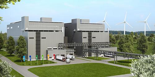 Digitaler Spatenstich für BASF-Fabrik in Schwarzheide