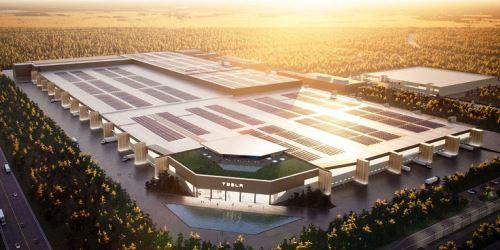 Tesla Grünheide soll weltgrößte Batteriefabrik werden