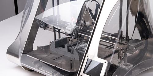 Neues Zukunfts-Cluster für 3D-Druck