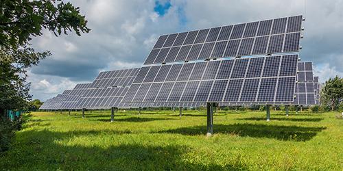500 Megawatt Photovoltaik-Park entsteht in Brandenburg