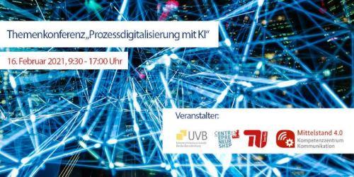 Prozesse mit KI digitalisieren