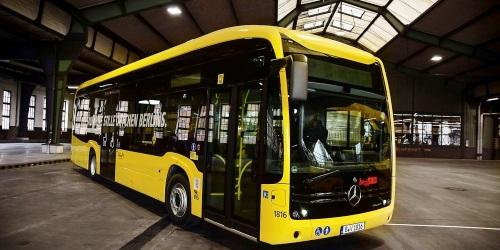 BVG erweitert E-Bus-Flotte auf 140 Fahrzeuge