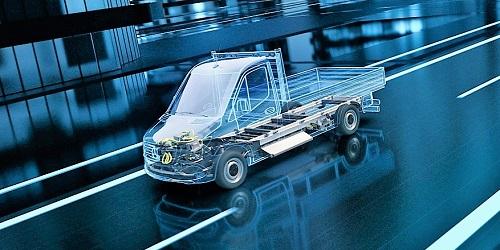 Nächste Generation des Mercedes-Benz e-Sprinter wird in Ludwigsfelde gebaut