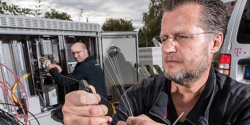 Eine Million Glasfaser-Anschlüsse für Berlin