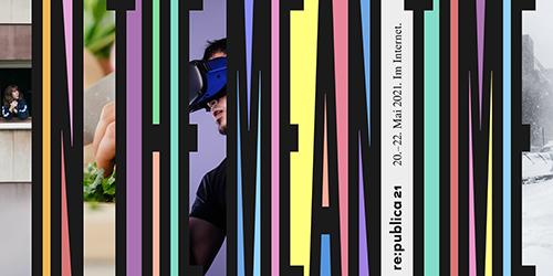 Online-Ausgabe der re:publica 21 gestartet