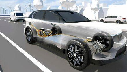 IAV entwickelt modulare Plattform für batterieelektrische Fahrzeuge