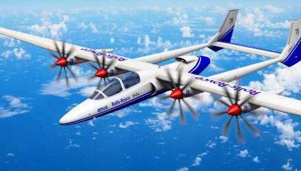 Neues Rolls-Royce-Entwicklungsbüro für hybrid-elektrische Flugzeugantriebe in Cottbus