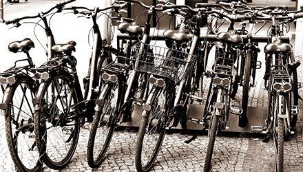 Open Data gegen Fahrradklau