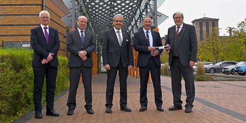 Erste Lithium-Raffinerie Europas entsteht in Guben